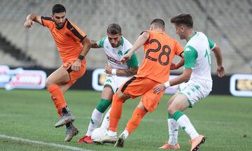 Ο Παναθηναϊκός 1-0 τον ΟΦΗ σε φιλικό - Στο ΟΑΚΑ ο Αλαφούζος