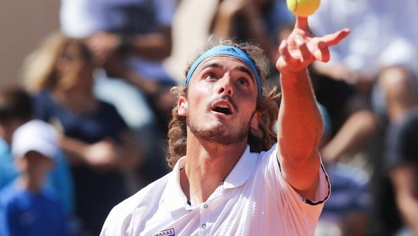 Western & Southern Open: Στα ημιτελικά ο Τσιτσιπάς, εγκατέλειψε ο Οπέλκα (vid)