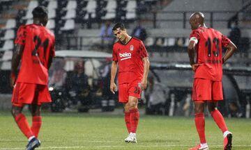Μπεσίκτας: Ετοιμάζει καταγγελία στην UEFA για μεροληπτική διαιτησία του Ντοβέρι στο ματς με τον ΠΑΟΚ