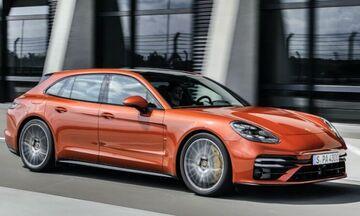 Ισχυρότερη η Porsche Panamera και νέα plug-in