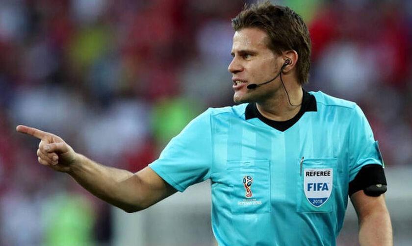 Ο Μπριχ στον τελικό του Κυπέλλου Ελλάδας - Πότε «σφύριξε» στο παρελθόν Ολυμπιακό