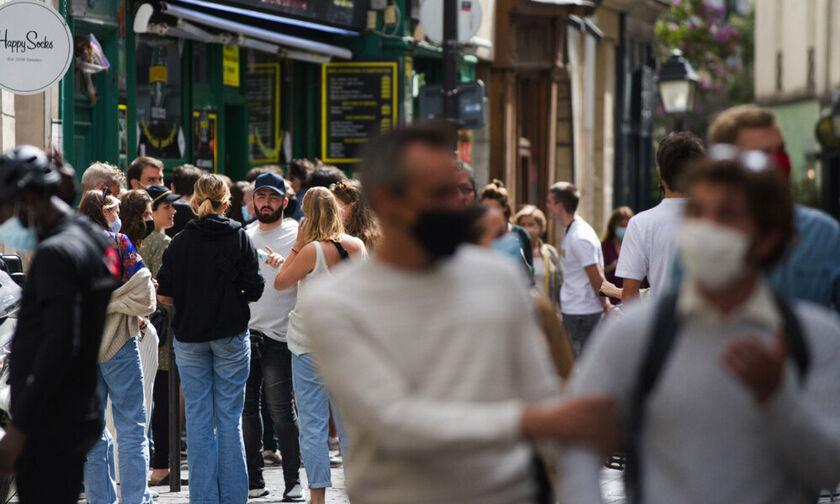 Υποχρεωτική παντού από την Παρασκευή (28/8) η χρήση μάσκας στο Παρίσι