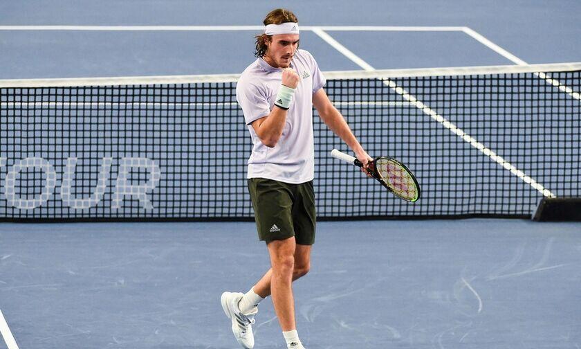 H κλήρωση του U.S. Open: Ο Τσιτσιπάς με Ράμος Βινιόλας, η Σάκκαρη με Βέγκελε