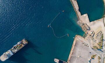 ΑΔΜΗΕ: Στην τελική ευθεία η διασύνδεση Σύρου-Λαυρίου