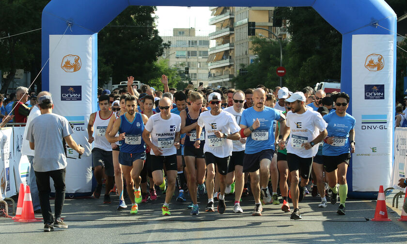 Run Greece: Νέα ημερομηνία για τους αγώνες Αλεξανδρούπολης και Λάρισας