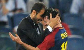 Sky Sports: Υπήρξε τηλεφωνική επαφή Μέσι με Γκουαρντιόλα