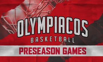 Ολυμπιακός: Το πρόγραμμα των φιλικών προετοιμασίας
