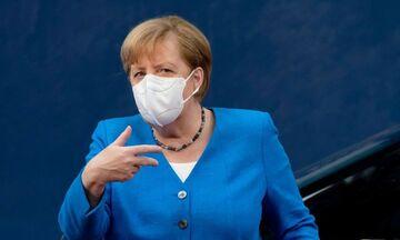 Μήνυμα Μέρκελ: «Όλοι, ως ΕΕ, έχουμε υποχρέωση να στηρίξουμε την Ελλάδα»