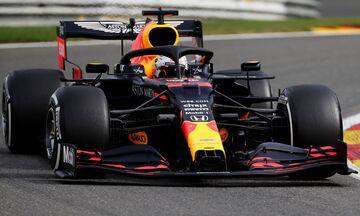 Grand Prix Βελγίου: Πρώτος στο FP2 o Φερστάπεν, έκανε την έκπληξη η Renault