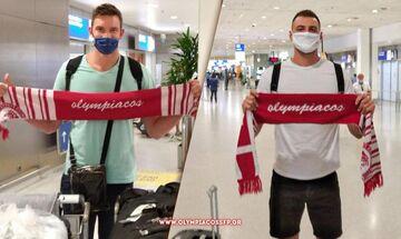 Ολυμπιακός: Ήρθαν Φρομ και Όκολιτς