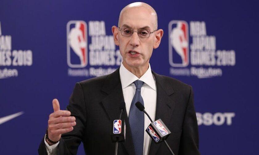 Σίλβερ: «Υποστηρίζω ολόψυχα τους παίκτες του NBA και WNBA»