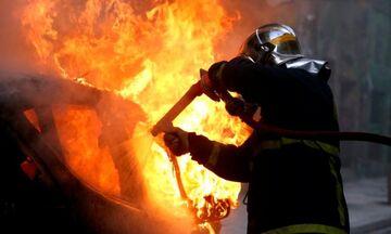 Πυρκαγιές τα ξημερώματα σε Αθήνα, Χαϊδάρι