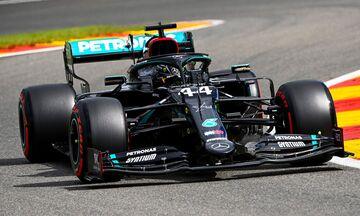 Grand Prix Βελγίου: Ασυναγώνιστος ο Χάμιλτον πήρε την pole position