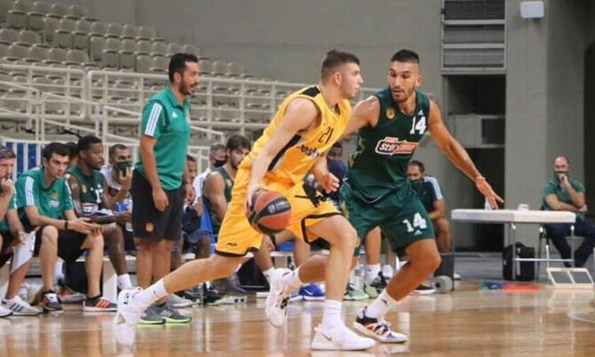 Παναθηναϊκός - ΑΕΚ: Δράση μετά από 5,5 μήνες στο μπάσκετ