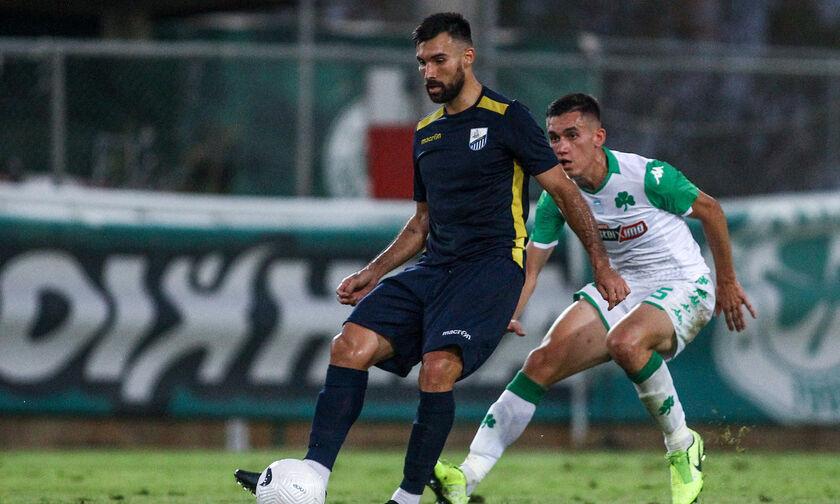 Λαμία - Παναθηναϊκός 1-0: Του ανέδειξε τα προβλήματα (Highlights)