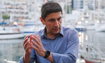 Αυγενάκης: «Έχω δεχθεί πιέσεις στα όρια του εκβιασμού»