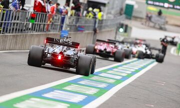 LIVE Streaming: Formula 1 - GP Βελγίου (16:10)