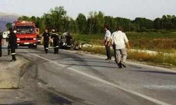 Σέρρες: Τραγικό τροχαίο με νεκρό 47χρονο ποδηλάτη