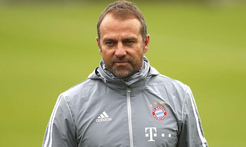 «Kicker»: Κορυφαίος Γερμανός προπονητής της σεζόν ο Φλικ - Στη δεύτερη θέση ο Κλοπ