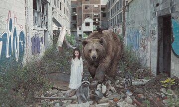Ο αισιόδοξος καλλιτέχνης Κέβιν Πίτερσον σε έναν κόσμο θρυμματισμένο