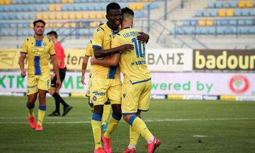 Ο Αστέρας Τρίπολης 2-0 σε φιλικό τον Παναιτωλικό στο Αγρίνιο