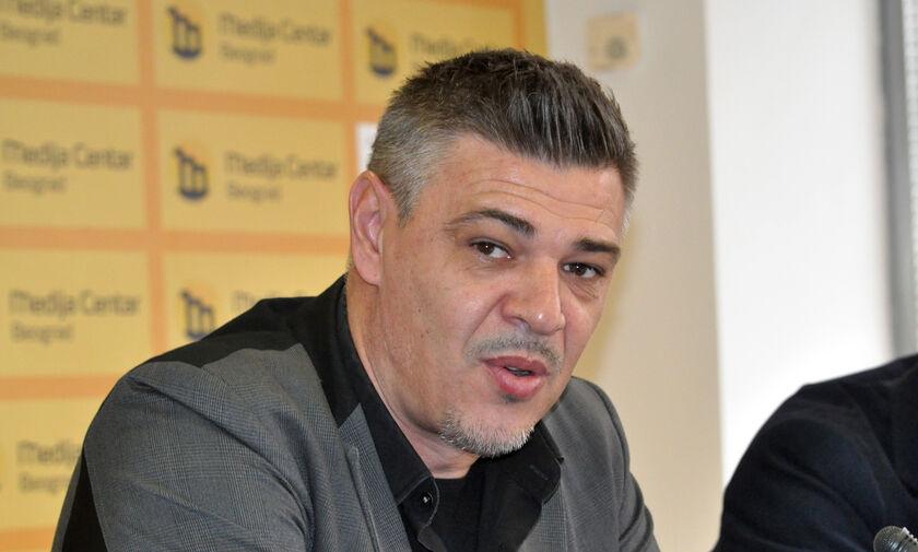 Παρτιζάν: Πέταξε μπουκάλι στον διαιτητή ο Μιλόσεβιτς (vid)