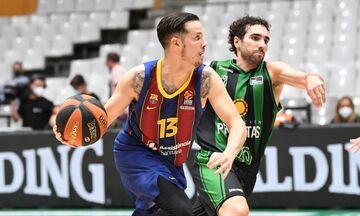 Μπαρτσελόνα-Μπανταλόνα 75-68: Τρίτη νίκη στα φιλικά για τους «μπλαουγκράνα»