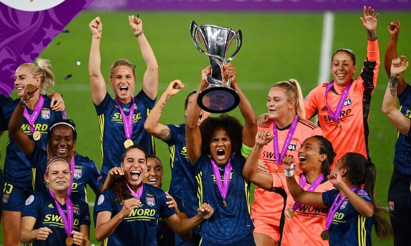 Γυναικείο Champions League: Το πήρε πάλι η Λιόν (pics)