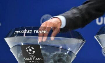 Live: Η κλήρωση για τα προκριματικά του Champions League και του Europa League