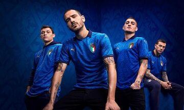 Εθνική Ιταλίας: Αυτή είναι η νέα εμφάνιση! (pics)