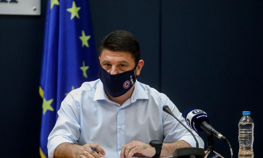 Κορονοϊός: Περιοριστικά μέτρα στο Ηράκλειο με απόφαση Χαρδαλιά