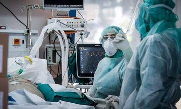 Κορονοϊός: Πέμπτος νεκρός τη Δευτέρα (31/8) - Πέθανε 93χρονος στο Νοσοκομείο Χανίων