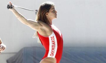 H Ελληνική Ολυμπιακή Επιτροπή ευχαρίστησε την Αλεξάνδρα Ασημάκη (pic)