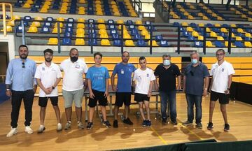 Ολοκληρώθηκε με επιτυχία το δεκαήμερο καμπ προετοιμασίας της εθνικής ομάδας ΑΜΕΑ στο Αργοστόλι
