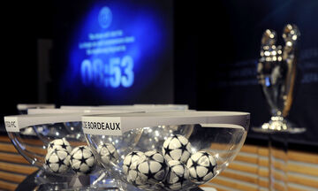 Ολυμπιακός: Κληρώνει για το Champions League