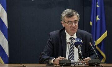 Τσιόδρας: H επιστροφή του στην ενημέρωση για τον κορονοϊό