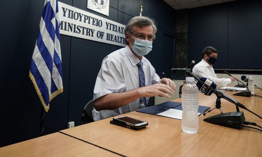 Τσιόδρας: «Τον Οκτώβριο τα αποτελέσματα μελετών για το εμβόλιο κορονοϊού»