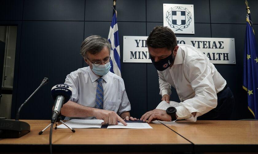 Κορονοϊός: Η διασπορά με τα κρούσματα στην Ελλάδα (1/9) - Στα 97 τα κρούσματα στην Αττική