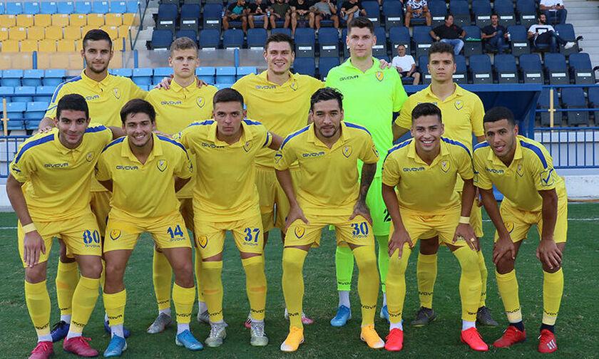 Παναιτωλικός: Νίκησε 3-1 την ΑΕ Καραϊσκάκης
