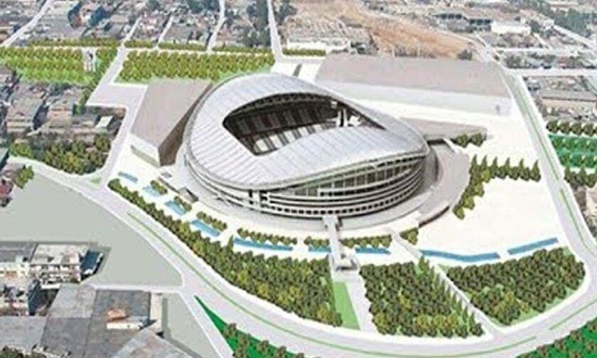 Μπακογιάννης: Βρήκε χρηματοδότηση για το γήπεδο του Παναθηναϊκού