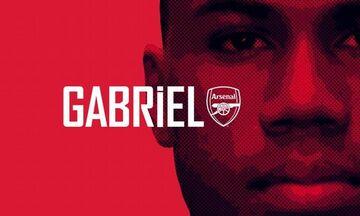 Στην Άρσεναλ και επίσημα ο Γκάμπριελ