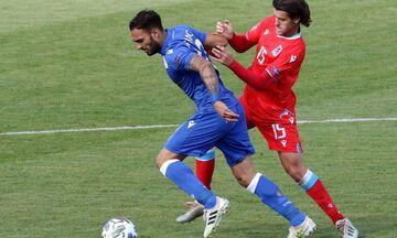Nations League 2020-21: Άποντη μετά από 3 αγώνες η Κύπρος (vid)