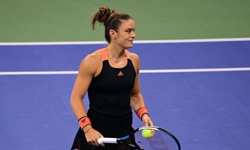 US Open: Πρόκριση για τη Σάκκαρη στον δεύτερο γύρο