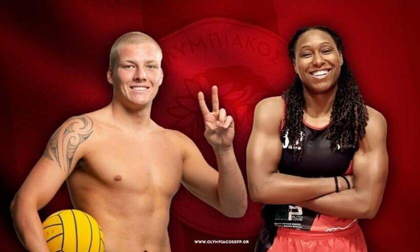 O Ολυμπιακός ενημέρωσε τα μέλη του για την απόκτηση των Ντάουμπε, Ντεΐβις! (pic)