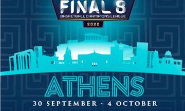 Champions League: Και επίσημα το F-8 στην Αθήνα και στο ΟΑΚΑ