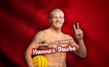 Ολυμπιακός: Ανακοίνωσε τον Ντάουμπε!