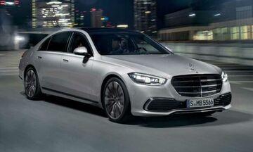 Αυτοκρατορική η νέα Mercedes S-Class