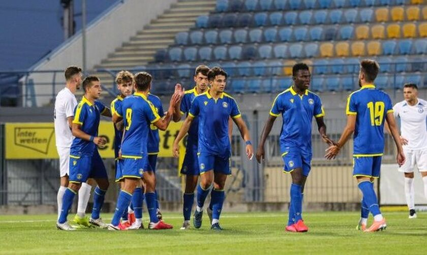 Αστέρας Τρίπολης-Ατρόμητος 1-0: Δεύτερη νίκη για τους Αρκάδες