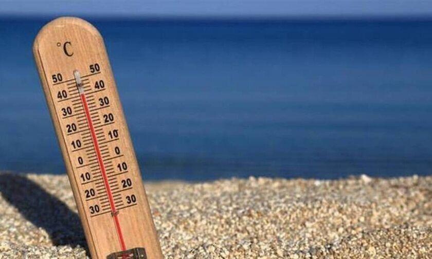 Καιρός: Στη Θεσσαλία οι υψηλότερες θερμοκρασίες