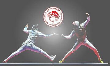 Ολυμπιακός: Έναρξη προπονήσεων και προσθήκες στο τμήμα ξιφασκίας